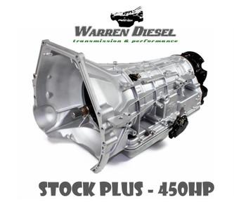 WDT - E4OD/4R100 Stock Plus - 450HP | 94~03 7.3L