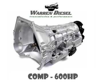 WDT - E4OD/4R100 Comp - 600HP | 94~03 7.3L