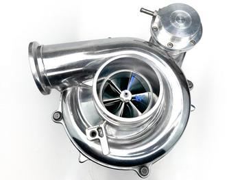 KC Turbos Stock Plus Billet Turbo | E99 7.3L Powerstroke