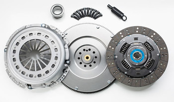 "SBC-1944-6K - 13"" Full organic clutch kit w/ South Bend Clutch flywheel; Stock HP and TRQ"