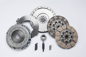 South Bend Street Dual Disc Clutch Kit | 94-97 7.3 Powerstroke (SFDD3250-5)
