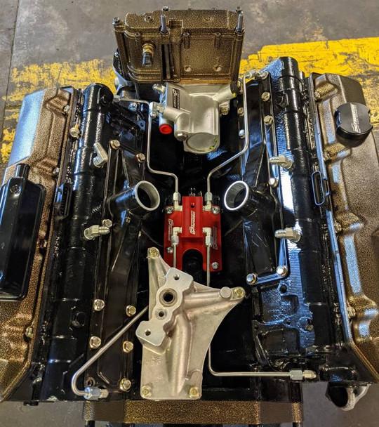 CNC Fab - 4-Line Feed Fuel Line Kit E99 VMFK | E99 7.3L
