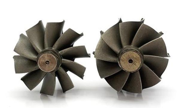 KC Turbos S300 Turbine Wheel GTP38/TP38 | 94-03 7.3L Powerstroke