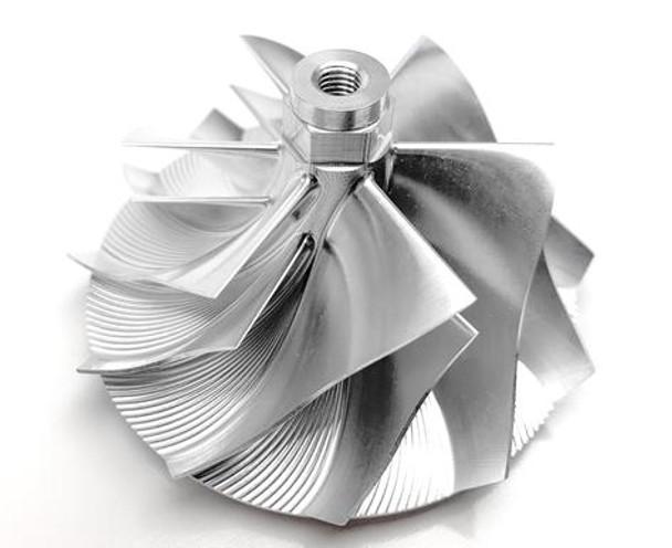 KC Turbos Billet Compressor Wheel TP/GTP38 | 94-03 7.3L Powerstroke