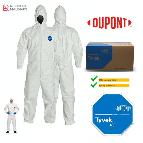 DuPont™ Tyvek® 400 Coverall