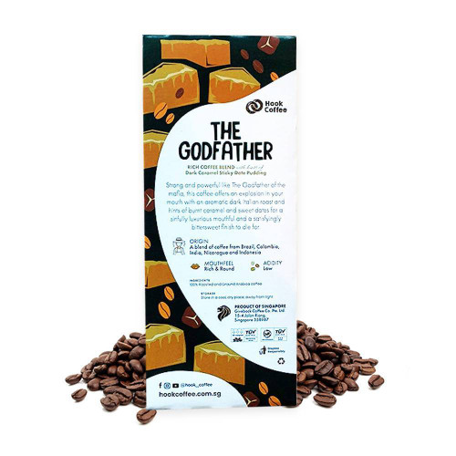 The Godfather Shot Pods ( Cofee Capsules )