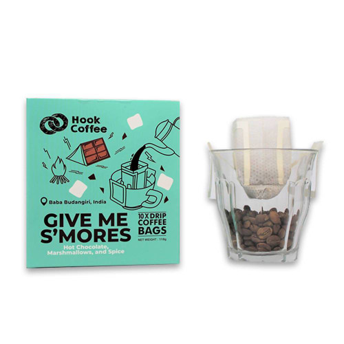 Give Me S'mores  Hook Bags ( Drip Coffee  )