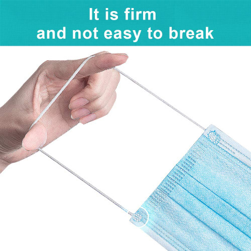 Fancy Free 50 Pack 3 Ply PM2.5 Fluid resistant  Disposal  Mask
