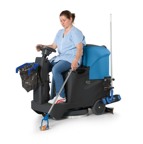 Fimap MXR Set: Ride-On AutoScrubber
