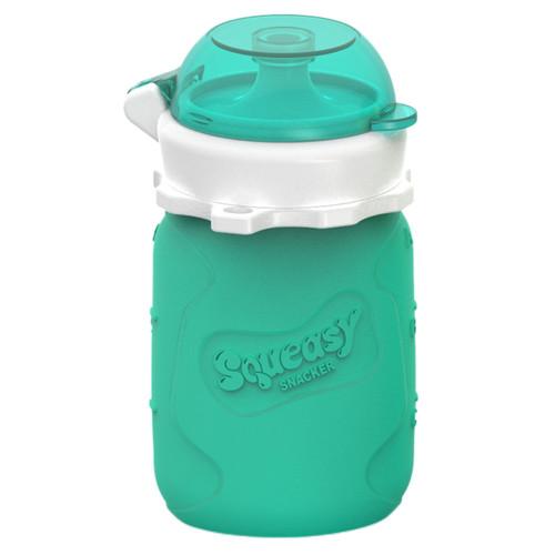 Botella alimentadora 3 oz color verde