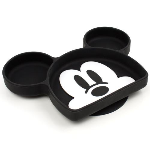 Plato de Silicona con Ventosa | Mickey Mouse