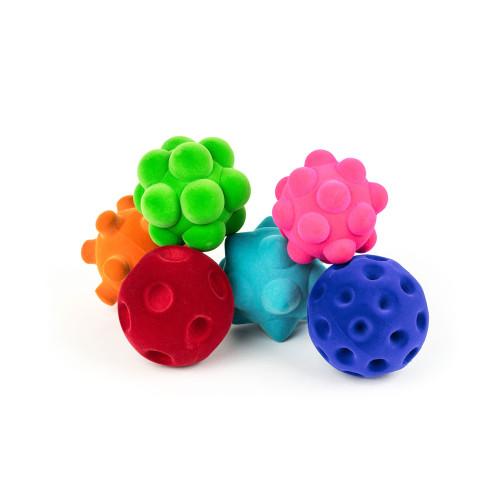 Bolas Sensoriales de colores