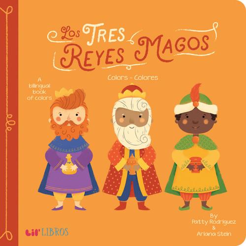 Libro Temático - Tres Reyes Magos Lil' Libros