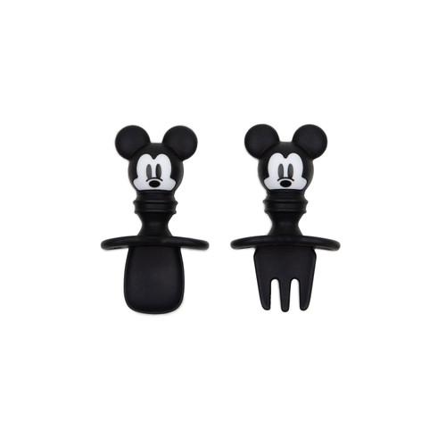 Utensillos de Silicona Chewtensils Personajes Mickey Mouse