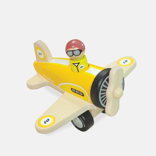 Avión de Madera - Percy