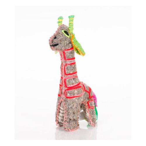 Llama Decorativa Hecha a Mano