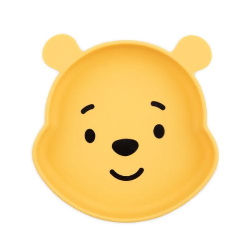 Plato de Silicona con Ventosa de Winnie the Pooh