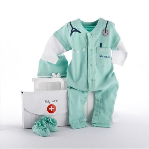 Set Regalo Recién Nacido - Doctor