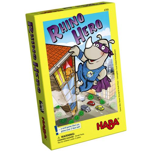 Juego de Mesa Héroe Rinoceronte