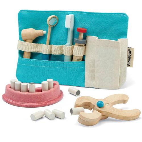 Set de Dentista de Madera