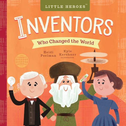 Inventores que Cambiaron el Mundo (Libro en Inglés)