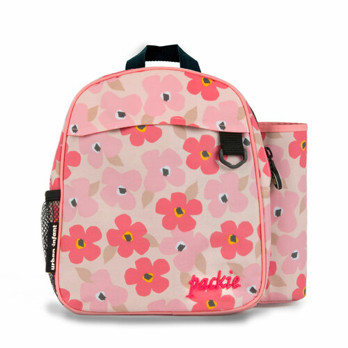 Mochila Pre-Escolar Packie®  Modelo Poppies