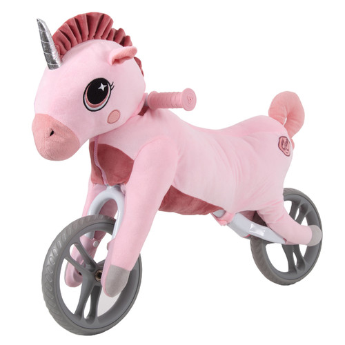 Bicicleta My Buddy Wheels Unicornio