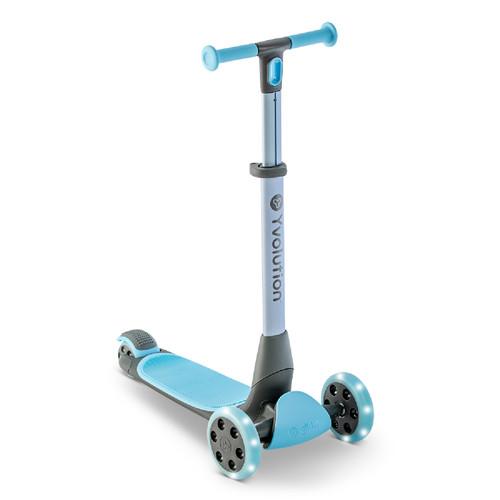 Patineta Scooter Y Glider NUA -Azul