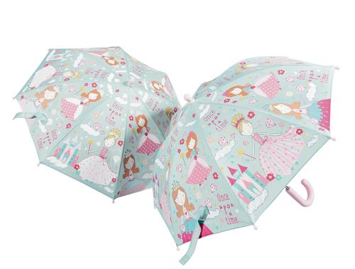 Paraguas Cambia Colores - Princesa