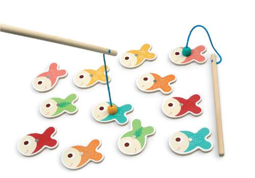 Juego de Pesca Clásico