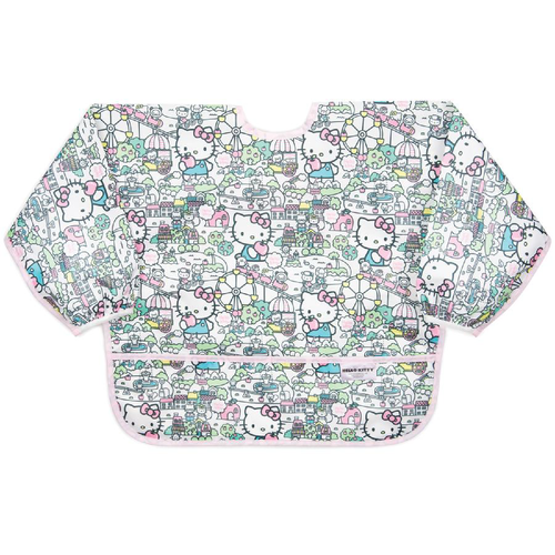 Babero con Mangas Impermeables Hello Kitty