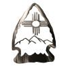 Zia & Mountain Arrowhead