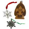NSM 2018 Snowflake Ornament