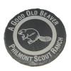 Slate Beaver Coaster