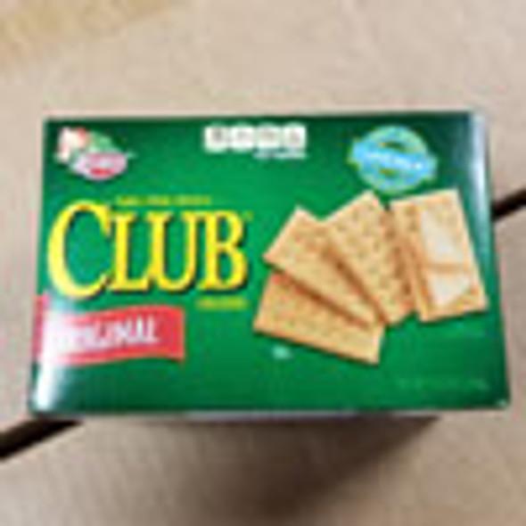 Surplus Club Crackers
