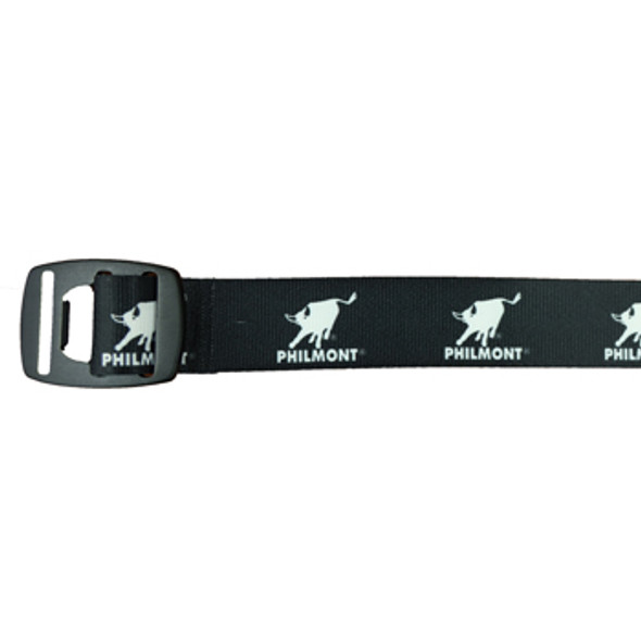 Croakies Black Philmont Belt