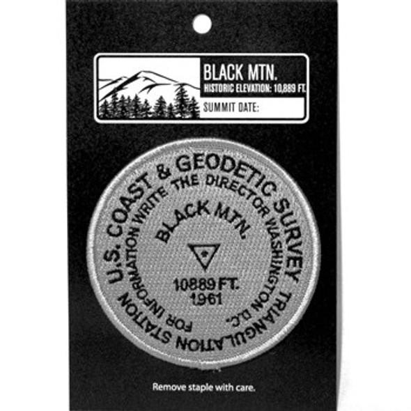 USGS Black Mountain Elevation Patch