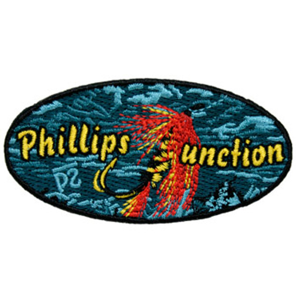Phillips Junction Camp Patch