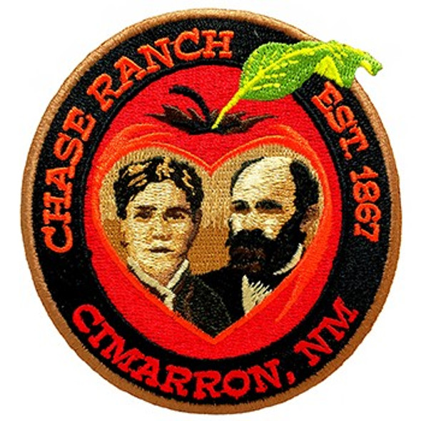 Chase Ranch Apple Patch