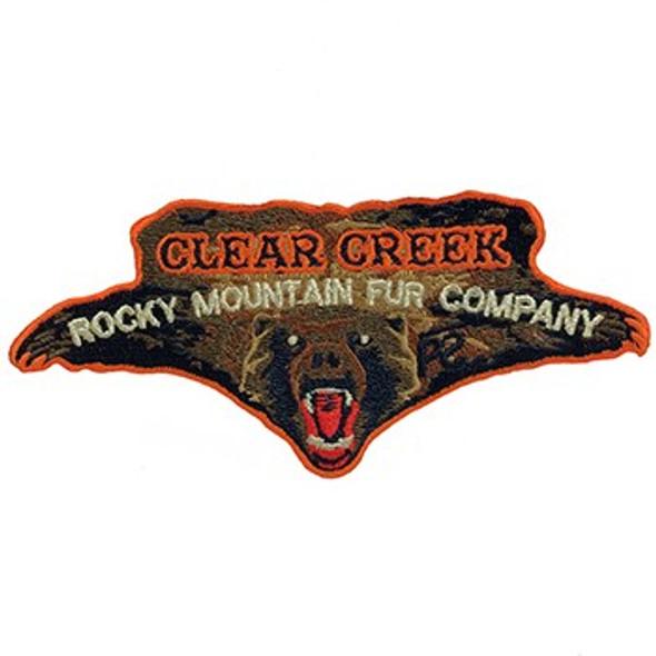 Clear Creek Camp Patch