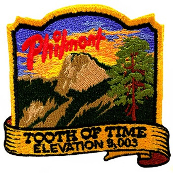 Tooth of Time Elevation Patch