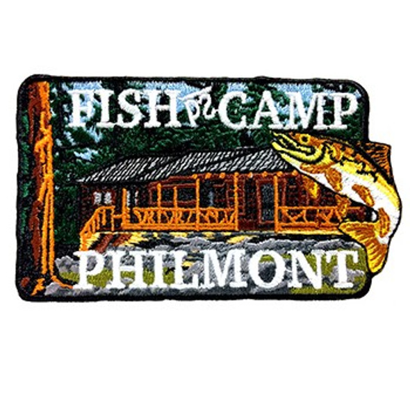 Fish Camp Patch