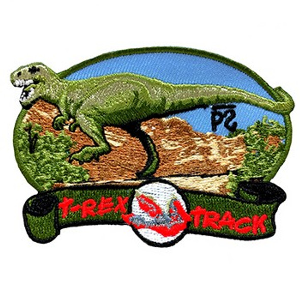 T-Rex Track Patch