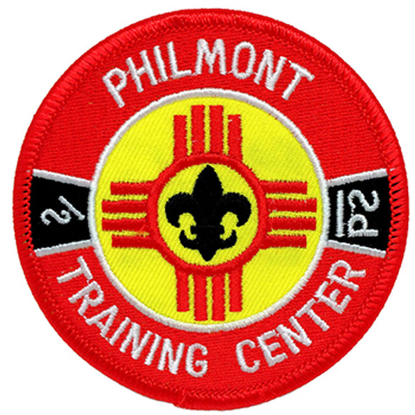 "Philmont Training Center 3"" Patch"