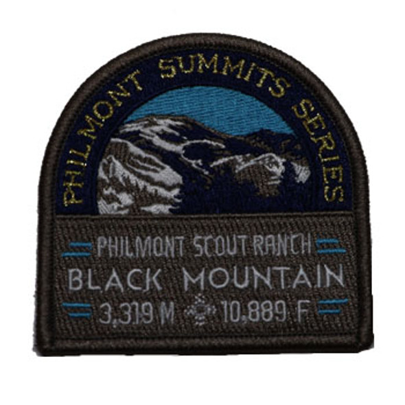 Philmont Summits Series Patches