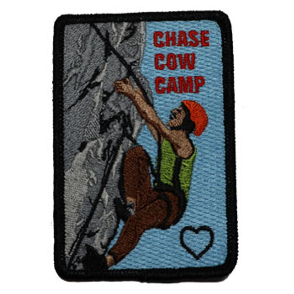 Chase Cow Camp Patch