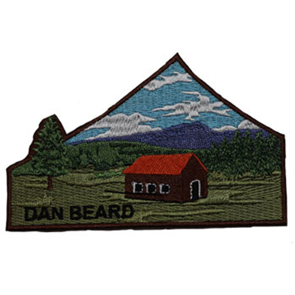 Dan Beard Patch