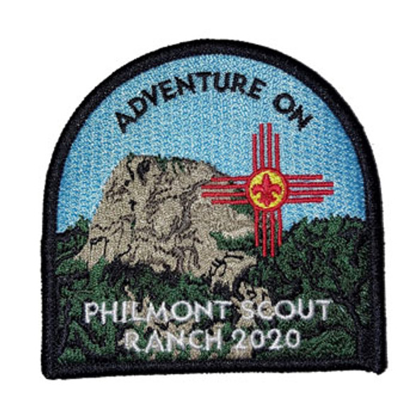 Philmont Adventure Patch 2020