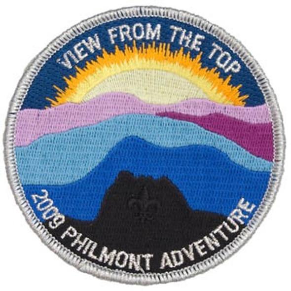 Philmont Adventure Patch 2009