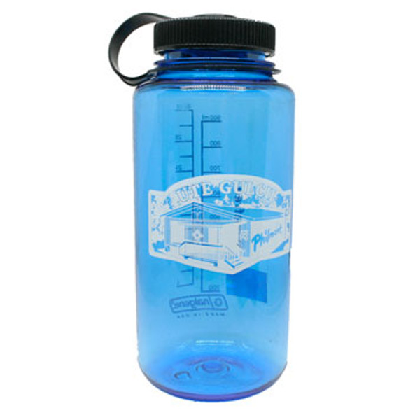 Nalgene Wide Mouth 32 oz. Tritan Bottle with Ute Gulch Logo